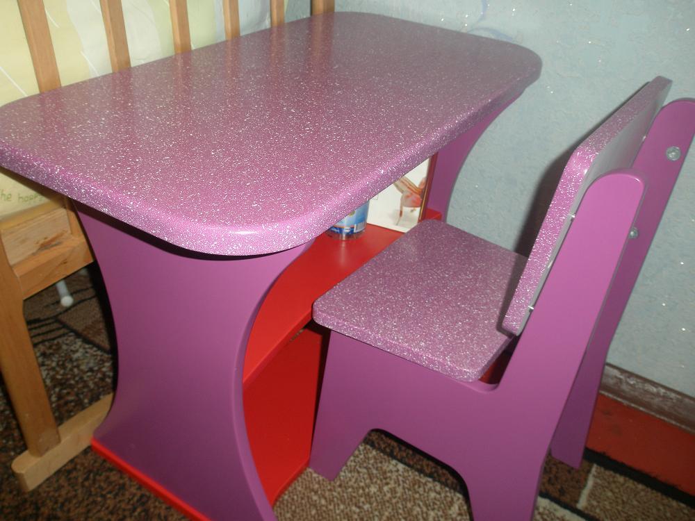 стол для малыша своими руками