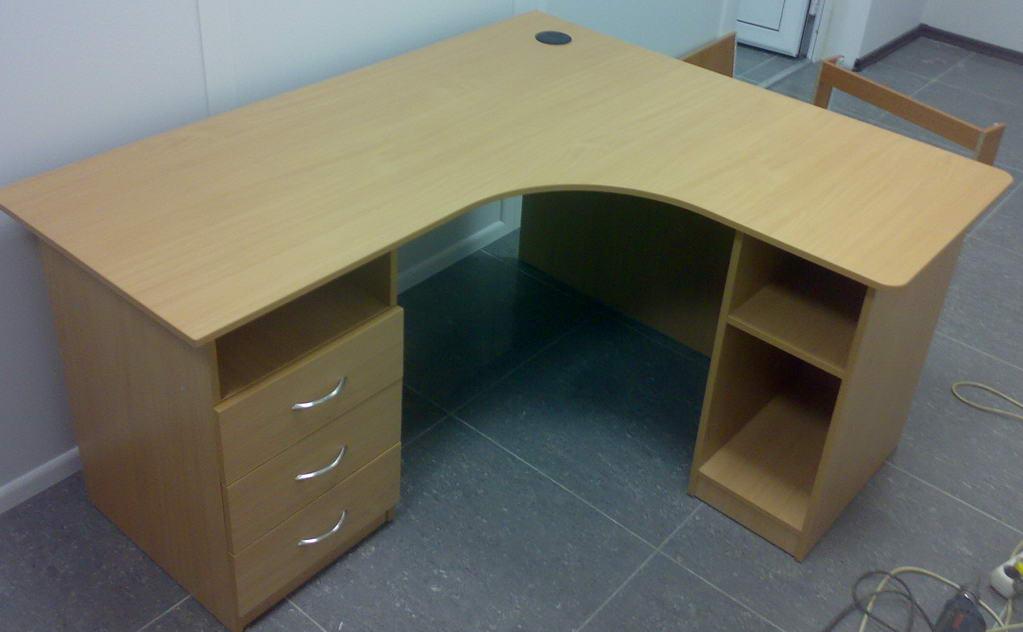 Письменный стол из лдсп своими руками 569